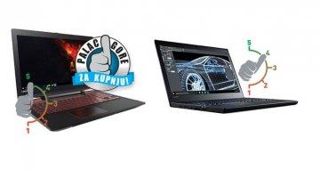 Najbolji laptopi za studente strojarstva i brodogradnja