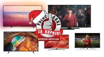 Božićni palac gore za kupnju: Koji televizor do 5000 kuna odabrati?