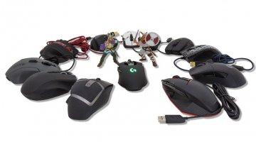 Test high-end gaming miševa