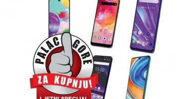 Palac gore za kupnju: Pet mobitela do 2222 kuna