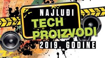 Najluđi tech proizvodi 2019. godine
