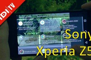 VIDI TV: Sony Xperia Z5
