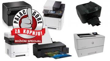 Božićni vodič za kupnju: Koji printer odabrati