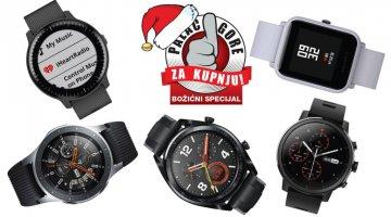 Koji pametni sat pokloniti ovog Božića?