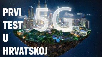 Prvi usporedni test 4G i 5G mreža Hrvatskog Telekoma i A1