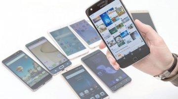 Usporedni test Android pametnih telefona