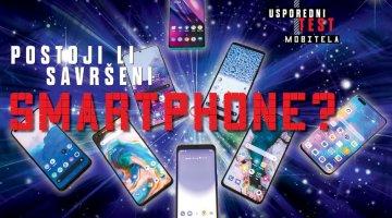 Usporedni test mobitela: Postoji li savršeni smartphone?