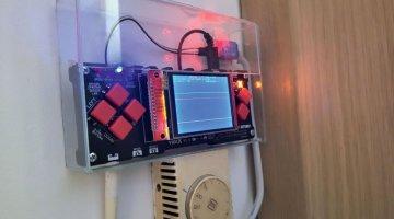 VIDI Project X #70: Vidi X mikroračunalo u ulozi termostata centralnog grijanja