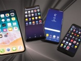 Apple iPhone X vs Samsung Galaxy Note 8 vs Galaxy S8+ vs HTC U11