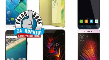 Back to school - Šest snažnih Android smartfona do 2500 kuna