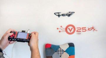 VIDI Project X #62: Upravljanje dronom Tello EDU