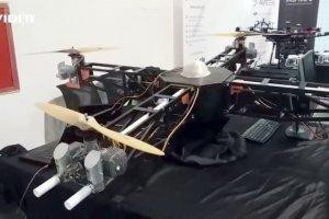 Najveći dron DRONEfesta 2017